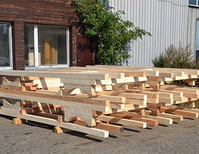 Katalog produktů dřevěné produkty